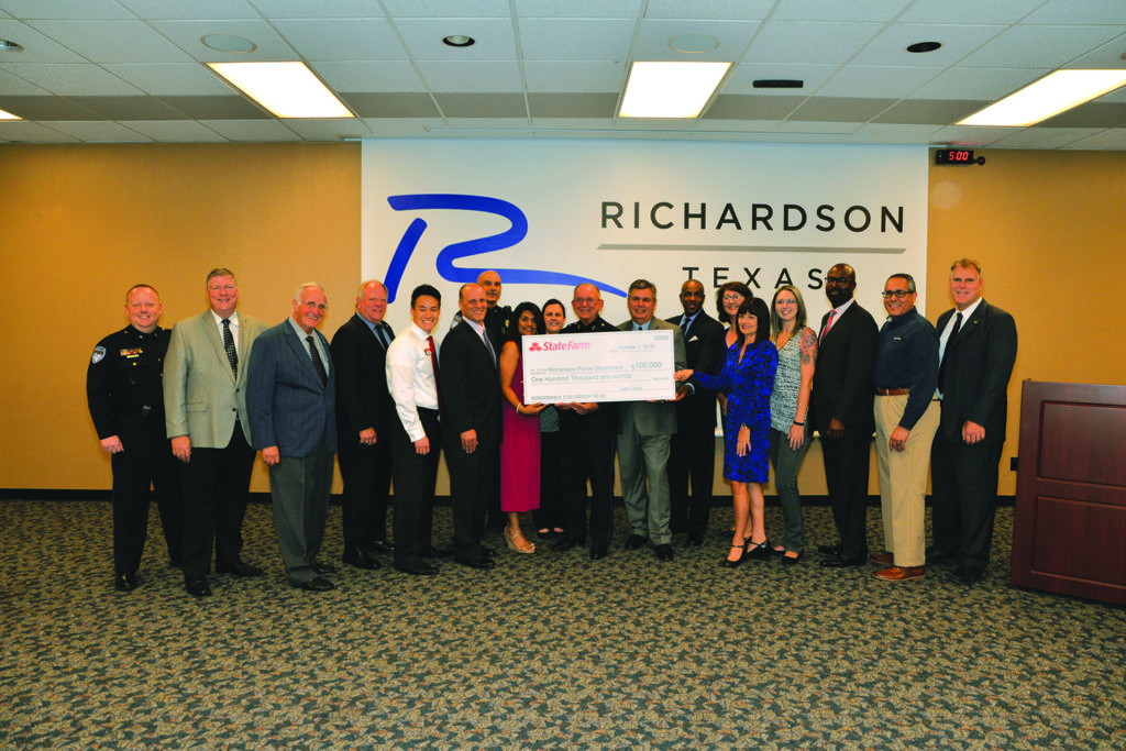 State Farm Grant to RPD