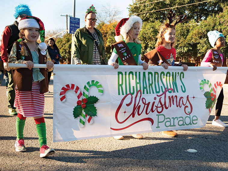 Christmas Parade winners announced