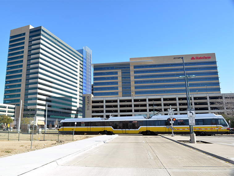 DART receives loan for Cotton Belt Rail Project