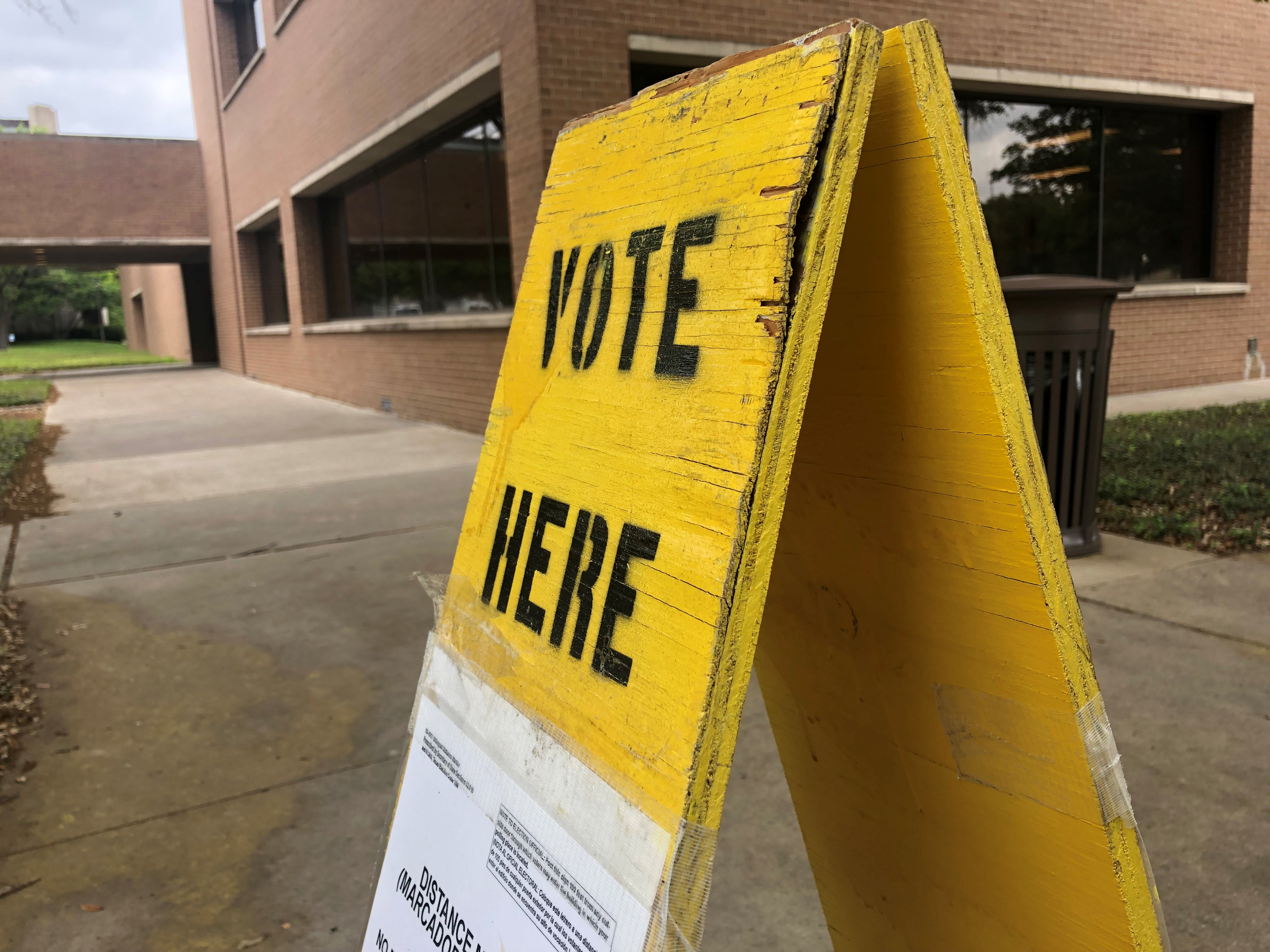 Early Voting for Richardson's Runoff Election Continues