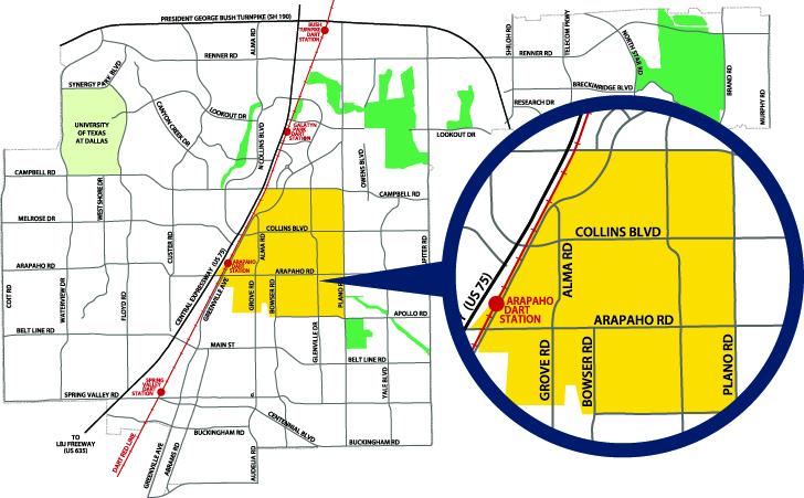 Collins/Arapaho Survey Ends July 14