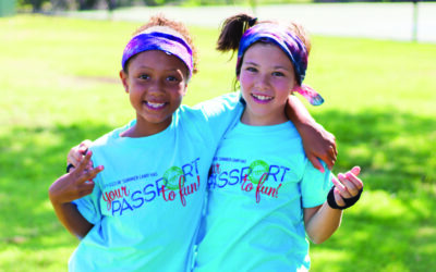 Parks and Recreation Summer Camps Keeping Busy