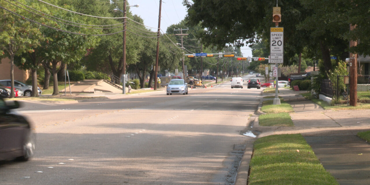 School Zone Signals Tested and Ready for Start of School