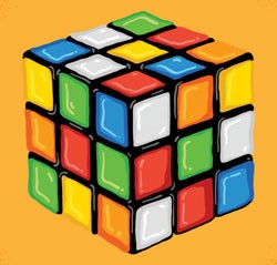 "Rubik's Cube ""How-To"" for Kids Sept. 9, 11 and 13"