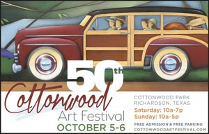 Cottonwood Art Festival Names Featured Artist