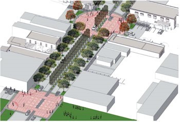 Stay Informed About Main Street Infrastructure Project