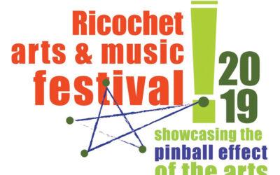 Ricochet Arts & Music Festival is Oct. 19