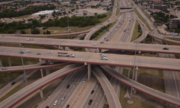 US 75/Bush Turnpike Ramp Closures Scheduled for Nov. 6-7