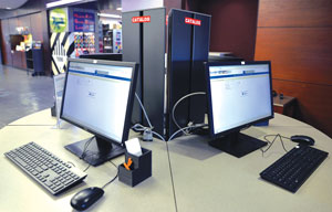 Library Upgrades Catalog Nov. 6; Some Services Unavailable