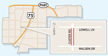 Lane Closures Planned Near Northrich Elementary