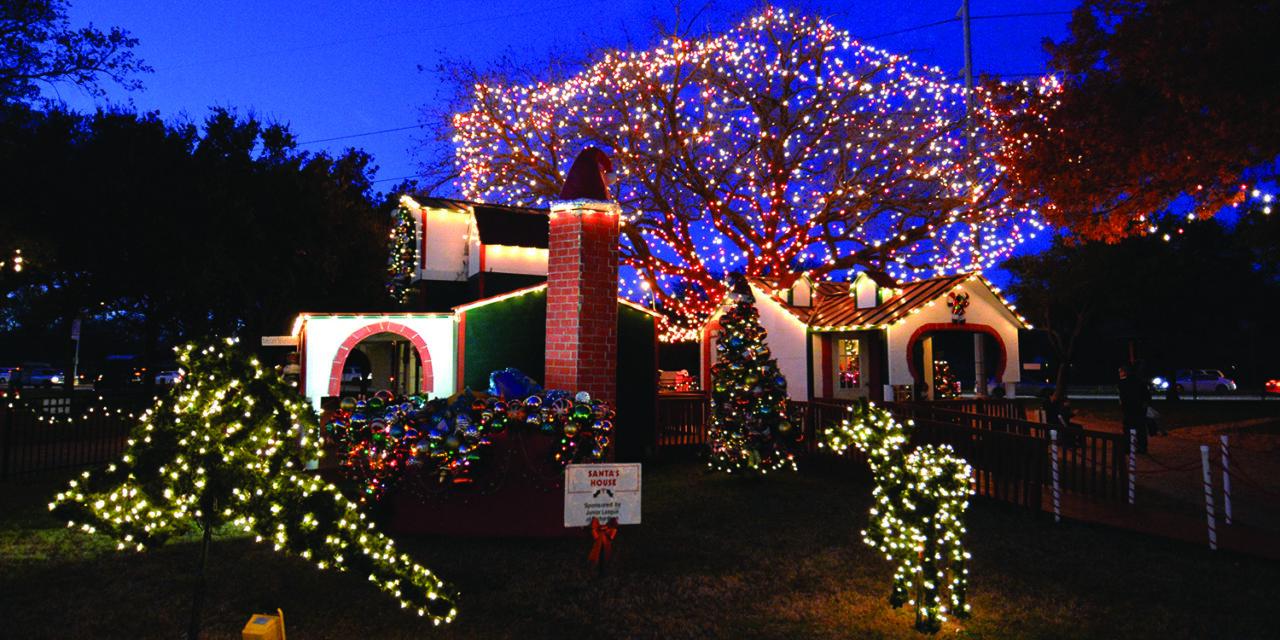 Santa's Village Opens Saturday Evening