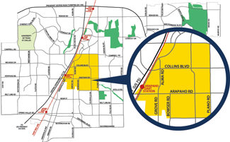 New Zoning Ordinance Adopted for Collins/Arapaho District