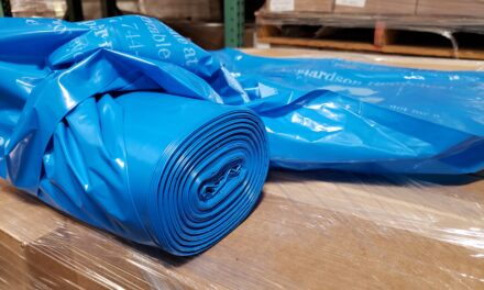 City to mail annual letter for FREE blue bags