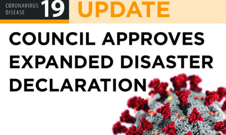 City Council Adopts Disaster Declaration Outlining COVID-19 Protections Through April 30