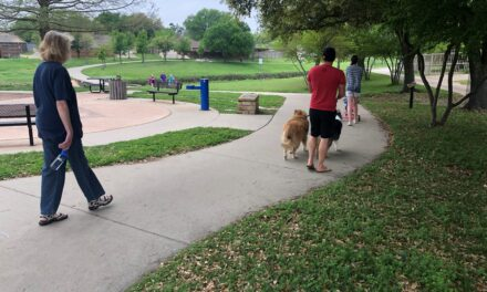 Social-Distancing Etiquette at Richardson Parks and Outdoor Areas