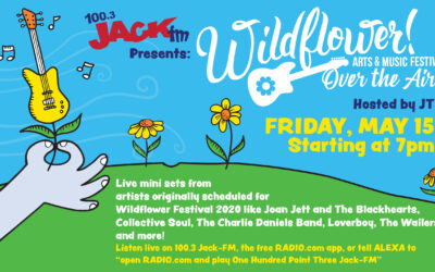 Jack-FM presents Wildflower! over the Air Friday at 7 p.m.