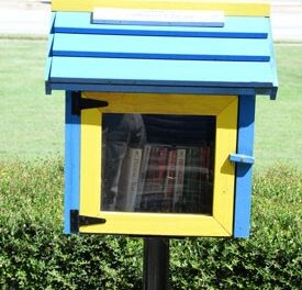 """Little Free Library"" Offers Another Way to ""Check Out"" Books"