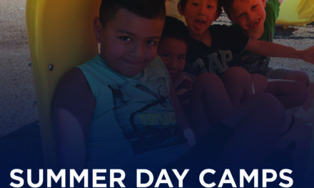 Summer Day Camps will begin June 15