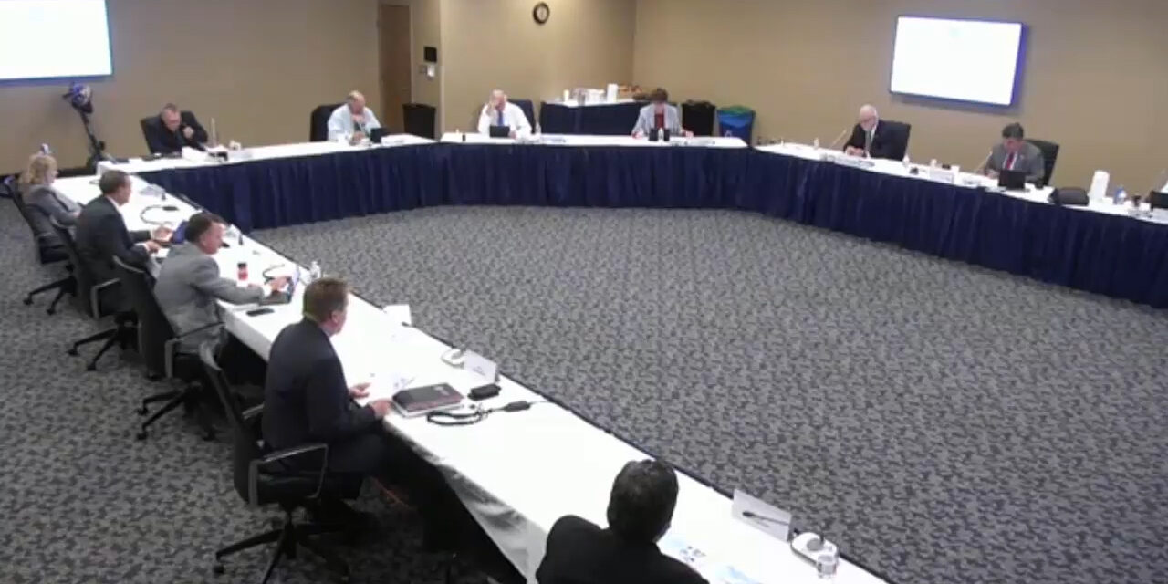 Council Receives Reports in Preparation of Budget Planning