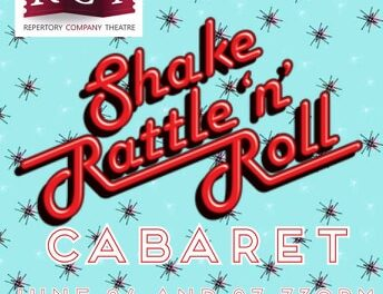 "Repertory Company Theatre Reopens with ""Shake, Rattle 'n Roll"" June 26-27"