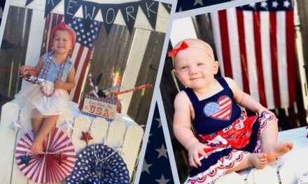 """""""Family 4th at Home"""" Montage Posted"""