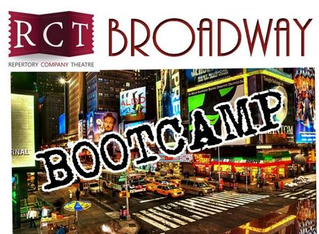 """RCT's """"Broadway Bootcamps"""" begin July 13"""