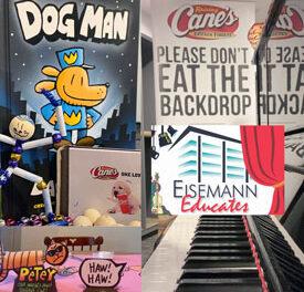 """Eisemann Educates Online: Fun with """"Dog Man"""" Aug. 10-20"""