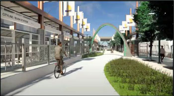 DART Unveils Designs for Richardson Silver Line Stations