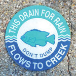 Reminder: Keep Paint Away from Storm Drains
