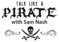 "Get Ready for ""Talk Like a Pirate Day"""