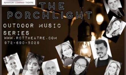 RCT's Porchlight Cabaret Outdoor Theatre Series Continues