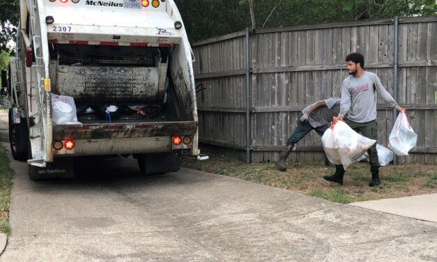 Trash and Recycling Schedule/Impacts for Thanksgiving Holiday