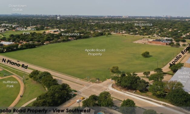 City Seeks Public Feedback for Land Use Near Huffhines Park