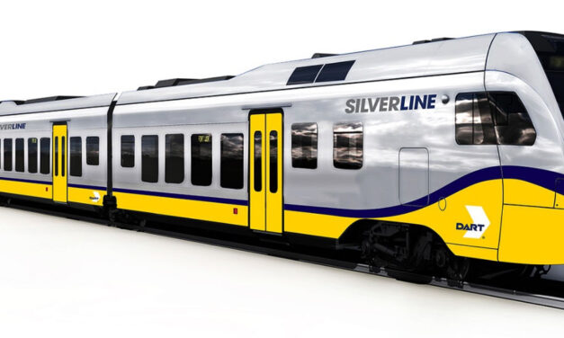 Notice of DART Silver Line Regional Rail Virtual Quarterly Community Meetings