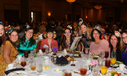 "RALC Offers 15th Annual ""Buns & Roses Romance Tea"" Online"