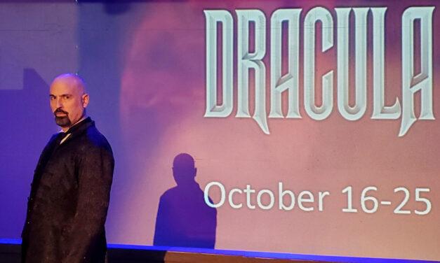 """Dracula!"" Opens at Repertory Company Theatre Oct. 16"