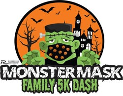 "City's ""Monster Mask"" 5K Begins Oct. 25"