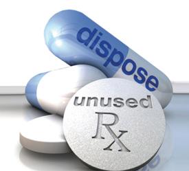 Drug Take Back Event Oct. 24
