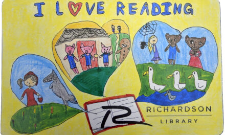 Children's Library Card Now Available
