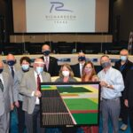 RCAS Donates Winning Painting to City